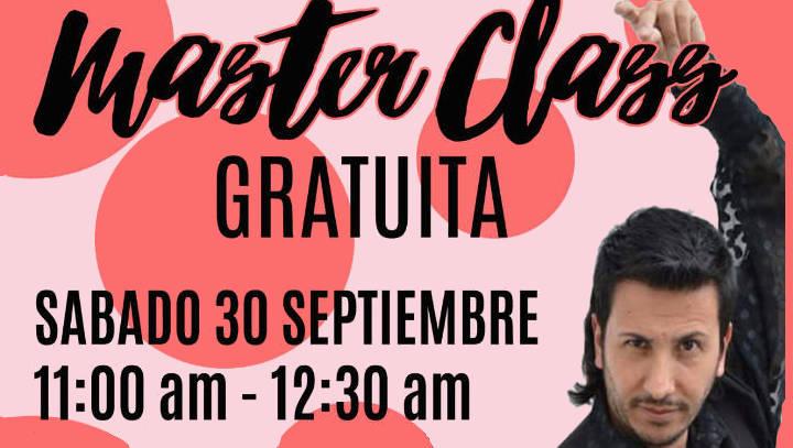 La Casa de Andalucía proposa una master class de flamenc