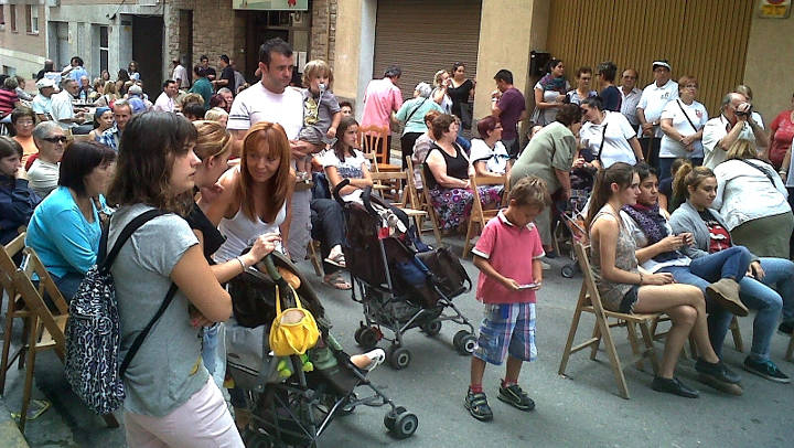 La Unión Cultural Extremeña Anoia celebra la festivitat de la Guadalupe, patrona d'Extremadura