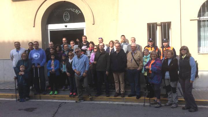 60 persones d'arreu de Catalunya visitaran aquest dissabte Vilanova en el marc dels premis Barris Antics