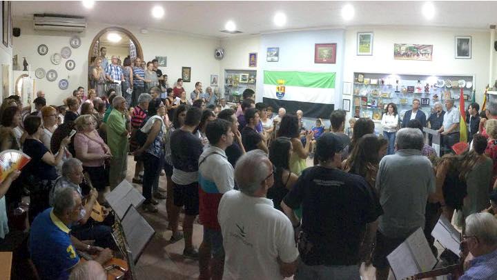 Foto d'arxiu. Dia Extremadura 2016