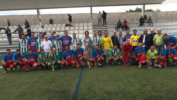 Intens cap de setmana esportiu amb competicions de futbol, futbol sala i petanca |FOTOS|