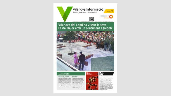 BUTLLETÍ Vilanova Informació n.274 Octubre 2017