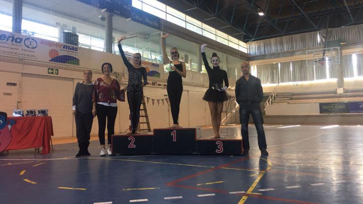 Gran èxit en el IV Trofeu de Halloween a Vilanova del Camí