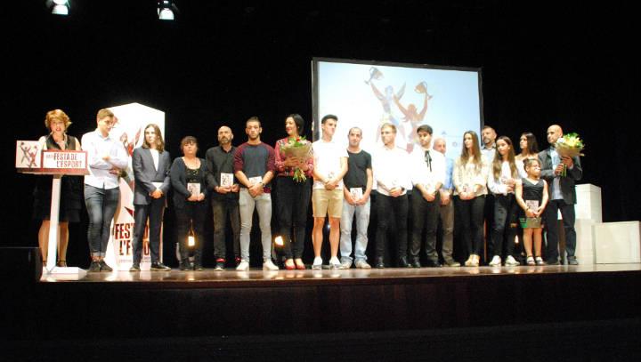 XXIII Festa de l'Esport de Vilanova del Camí 2017 |VÍDEO i FOTOS|