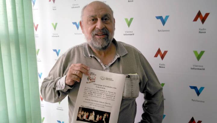 L'Associació Vella Amistat ofereix un espectacle en benefici de l'AFADA, a Can Papasseit |ÀUDIO|