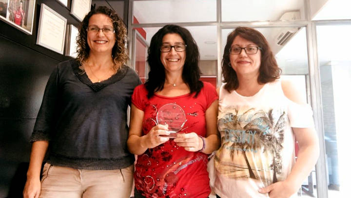Rosi Grados premis MSCA-w