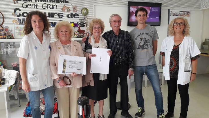 El concurs de manualitats de l'EAP vilanoví supera totes les expectatives amb 30 participants |FOTOS|
