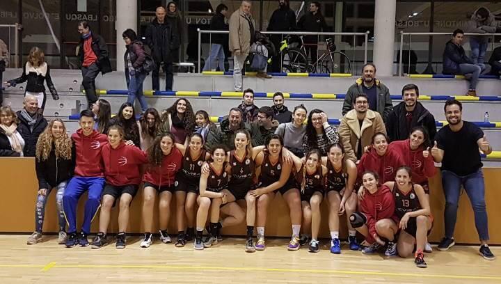 Única victòria per al Vilanova Endavant gràcies al partit de l'equip sènior femení que va vèncer a domicili a l'Òdena