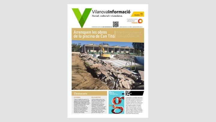 BUTLLETÍ Vilanova Informació n.275 Desembre 2017
