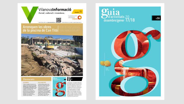 Les obres de la piscina, la congelació de taxes i impostos i l'èxit de la Festa de la Solidaritat destacats a la portada del butlletí