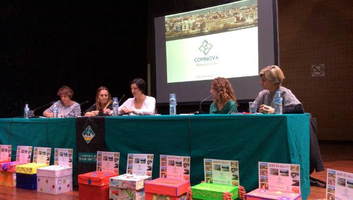 Vilanova posa en marxa un Pla de Salut Comunitària, un projecte pioner a la comarca |FOTOS i VÍDEO|