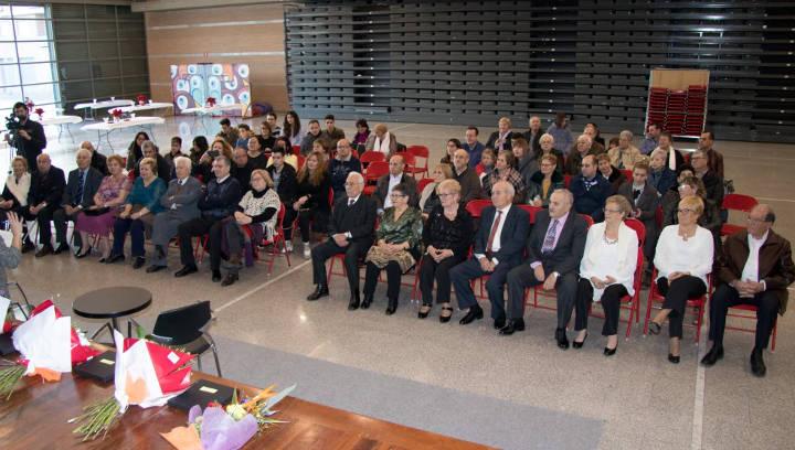 Vilanova del Camí homenatjarà el desembre els matrimonis que celebrin les Noces d'Or