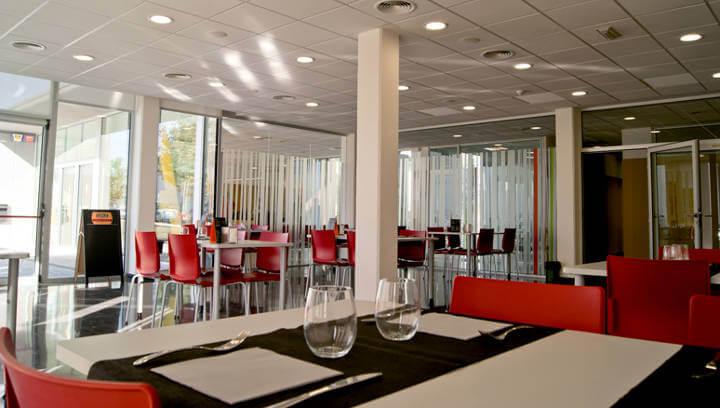 Es licita el servei de bar restaurant del Centre d'Innovació Anoia
