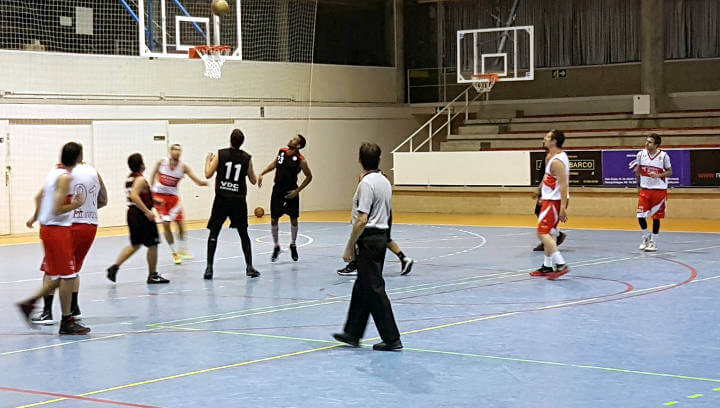 Collita de doble victòria per als equips del Club Bàsquet VDC Endavant