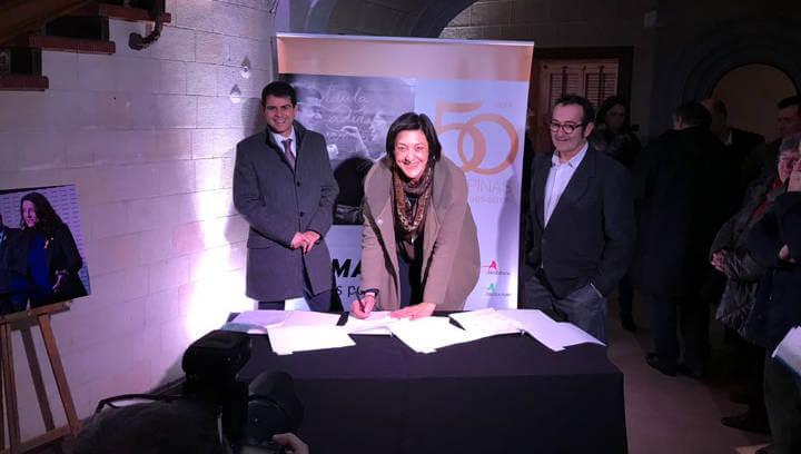 Vilanova compromesa amb el projecte d'Aula Integral de Suport d'Apinas