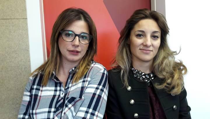 """Olga Larios i Noelia Andino: """"Un 9 Espai de perruqueria i estètica ofereix una excel·lent relació qualitat preu"""""""