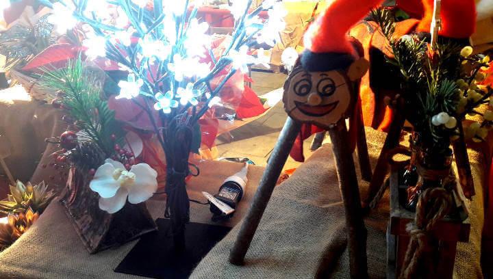 La Fira de Nadal enceta l'agenda nadalenca d'enguany |FOTOS|