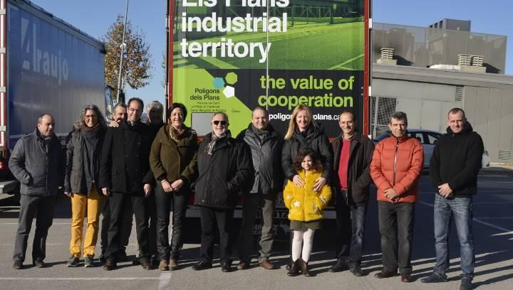 La nova campanya de publicitat dinàmica de Polígons dels Plans promocionarà el territori internacionalment