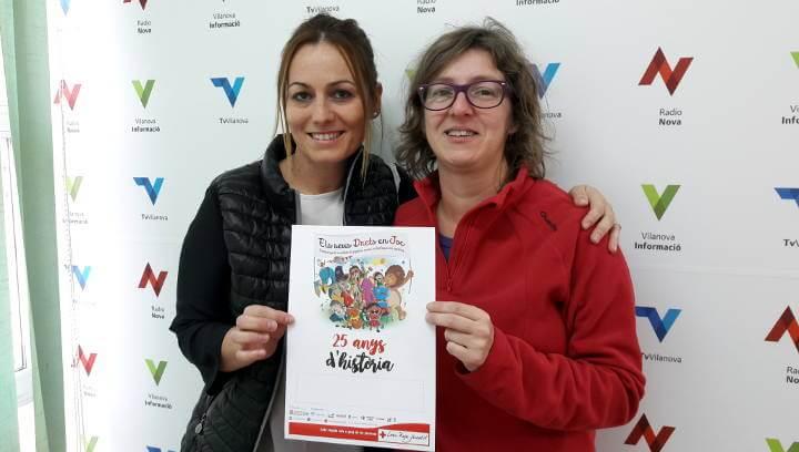 Vilanova tindrà dos punts de recollida de joguines en el marc de la campanya solidària de Creu Roja Anoia |ÀUDIO|