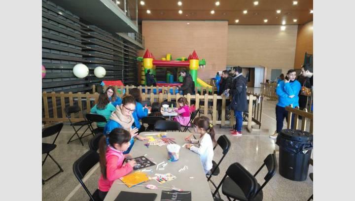 El Saló de la Infància de Vilanova del Camí ha obert portes avui a Can Papasseit