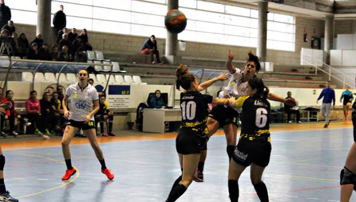El CH Vilanova no pot superar el Pardinyes en el primer partit de l'any i lamenta la baixa de Pulido