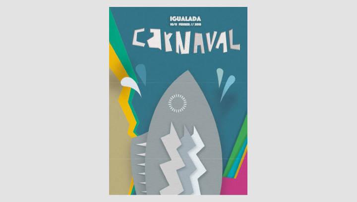La Rua de Carnaval d'Igualada obre inscripcions i torna a convocar les comparses vilanovines  ÀUDIO 