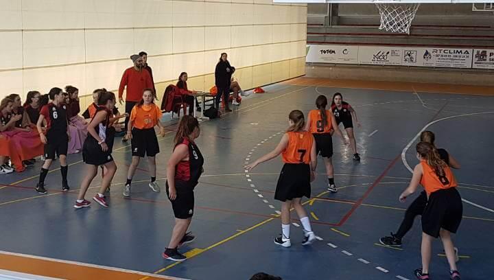 Cap de setmana molt positiu per als equips del Vilanova del Camí Bàsquet Club Endavant