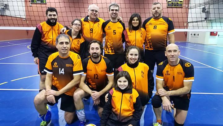 Alts i baixos entre els equips de l'Igualada Vòlei Club