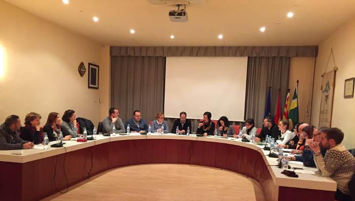 El Ple debatrà dilluns el Pressupost per al 2018