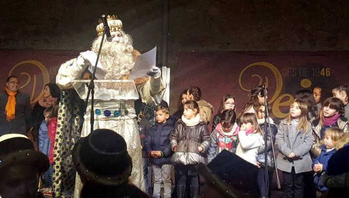 Satisfacció i agraïment de l'Agrupació Cultural Recreativa de Vilanova del Camí per la celebració de la Festa de Reis |ÀUDIO|