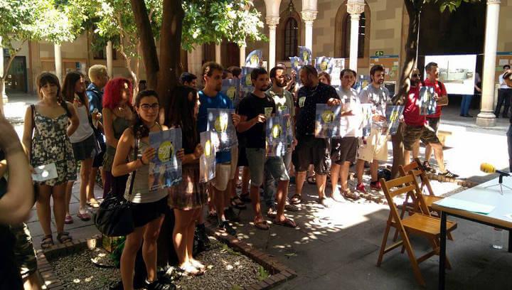Som 27 i més critica en un comunicat la detenció del vilanoví Carles Duran