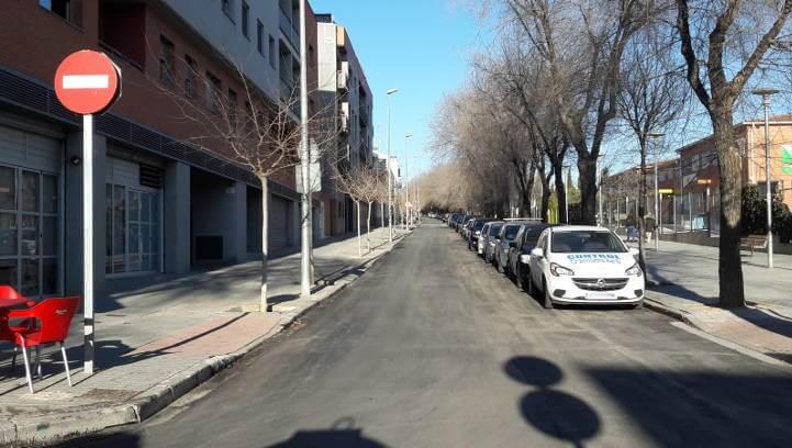 L'Ajuntament reclama a Asfalts de l'Anoia que repari el ferm del carrer Frai Juníper Serra