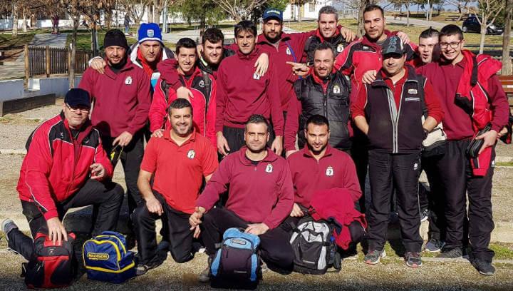 Doble ascens del Club Petanca Santa Lucía, el de l'equip A amb un històric salt a primera