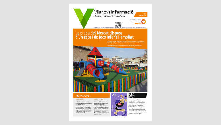 BUTLLETÍ Vilanova Informació n.276 Febrer 2018