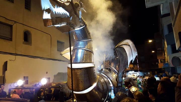 Vilanova del Camí reina del carnaval a Igualada, amb el primer premi per al Camp del Rei i el segon per a l'Ampa Joan Maragall |FOTOS|