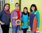 Estreta col·laboració entre l'Ajuntament vilanoví i Cardiosos per cardioprotegir l'Escola Pompeu Fabra