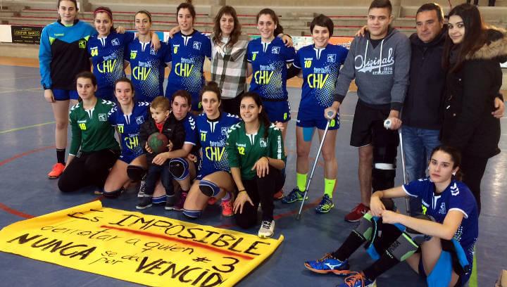 Segona victòria consecutiva del primer equip del CH Vilanova