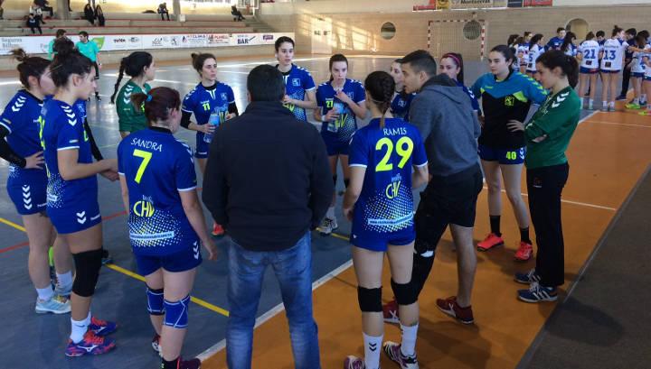 Victòria amb remuntada èpica del CH Vilanovaa Castelldefels