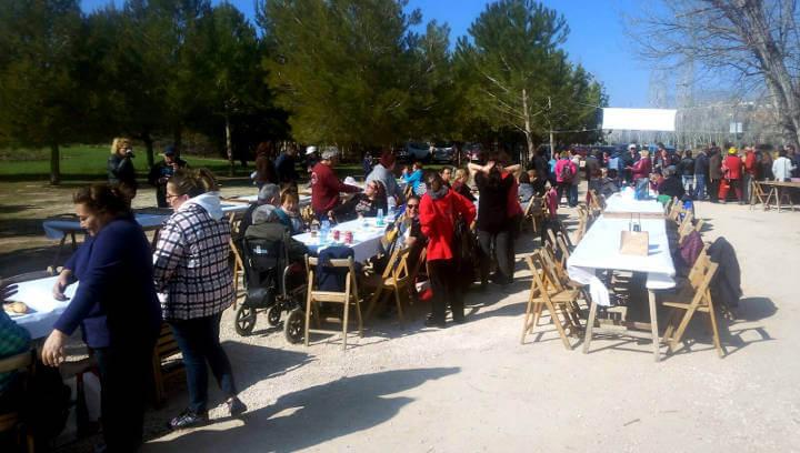 Més de 300 persones celebren amb la UCE Anoia l'antiga tradició de la matança del porc |ÀUDIO|