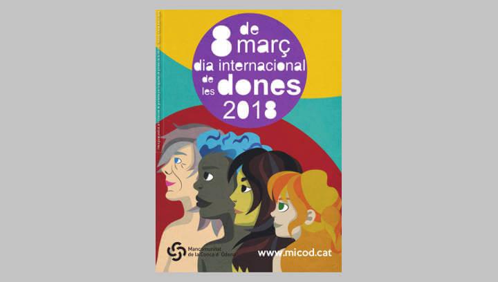 Vilanova del Camí es torna a sumar a la commemoració del Dia Internacional de les Dones