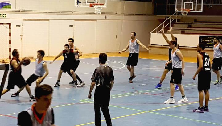 Dues victòries dels equips sèniors i derrota cadet per al Club Bàsquet Endavant