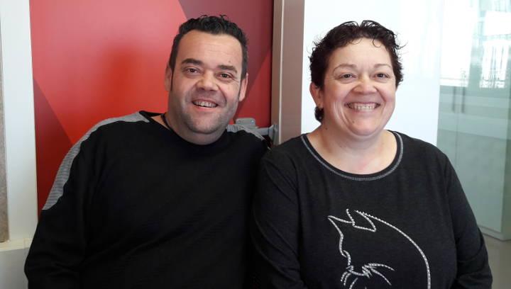 """Miguel i Pilar Valladolid: """"El Meu Poble Innova, el nou restaurant del Centre d'Innovació Anoia, us ofereix un servei ràpid, eficaç i de qualitat"""""""