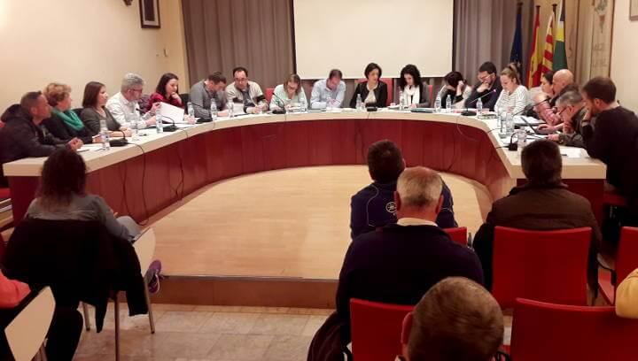 S'aprova la modificació de l'ordenança que regula les subvencions municipals sense consens entre govern i oposició