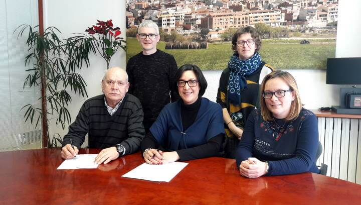 Vilanova acollirà una parella de refugiats gràcies a la implicació ciutadana