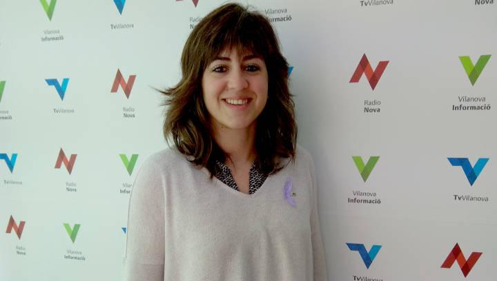 Verònica Amezcua psicòloga i psicoterapeuta