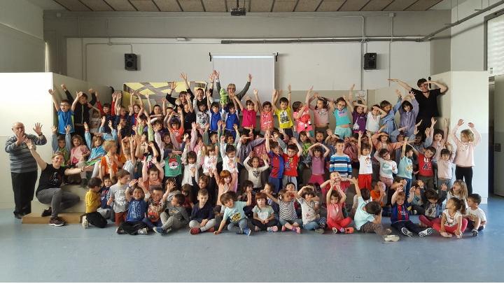 L'AFADA clou els cicles de representació del conte 'El tresor més gran del món' a les escoles de l'Anoia