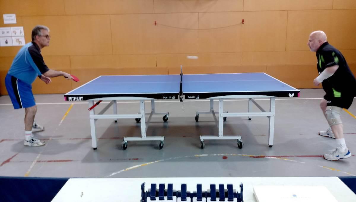 Ajustada derrota del Club Tennis Taula Vilanova del Camí davant un dels capdavanters
