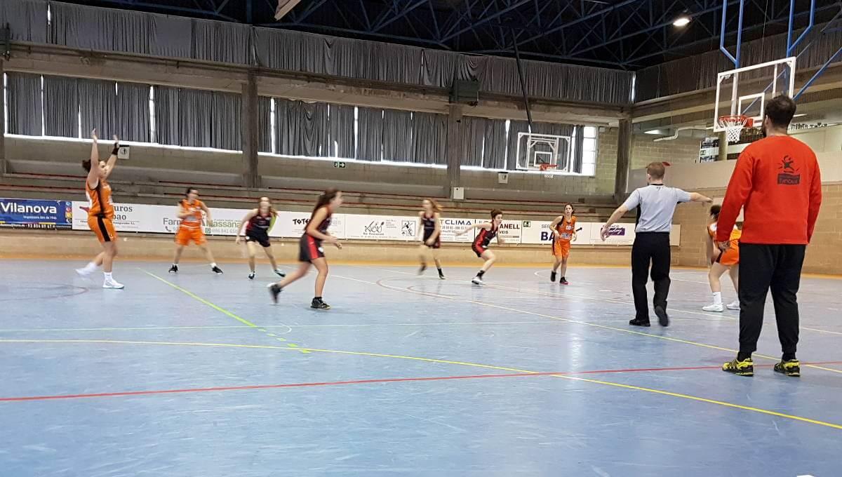 Ple de victòries per al club Endavant i doble classificació cadet per les finals comarcals