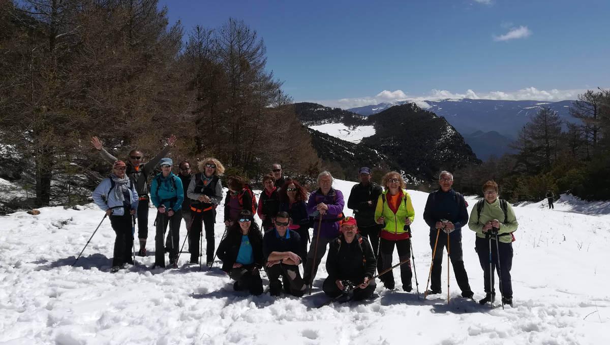 La Colla Excursionista celebrarà el 29 d'abril el 19è aniversari de l'entitat amb una excursió circular a Santa Càndia i un dinar de germanor a Can Marcet