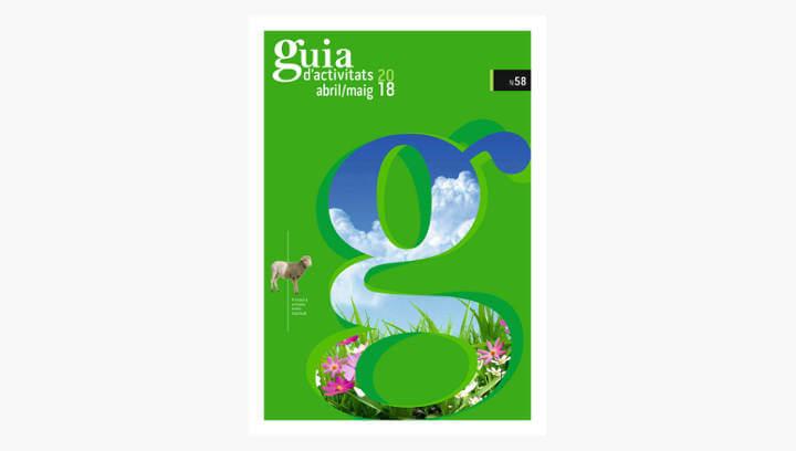 GUIA d'ACTIVITATS n.58 Abril i Maig de 2018